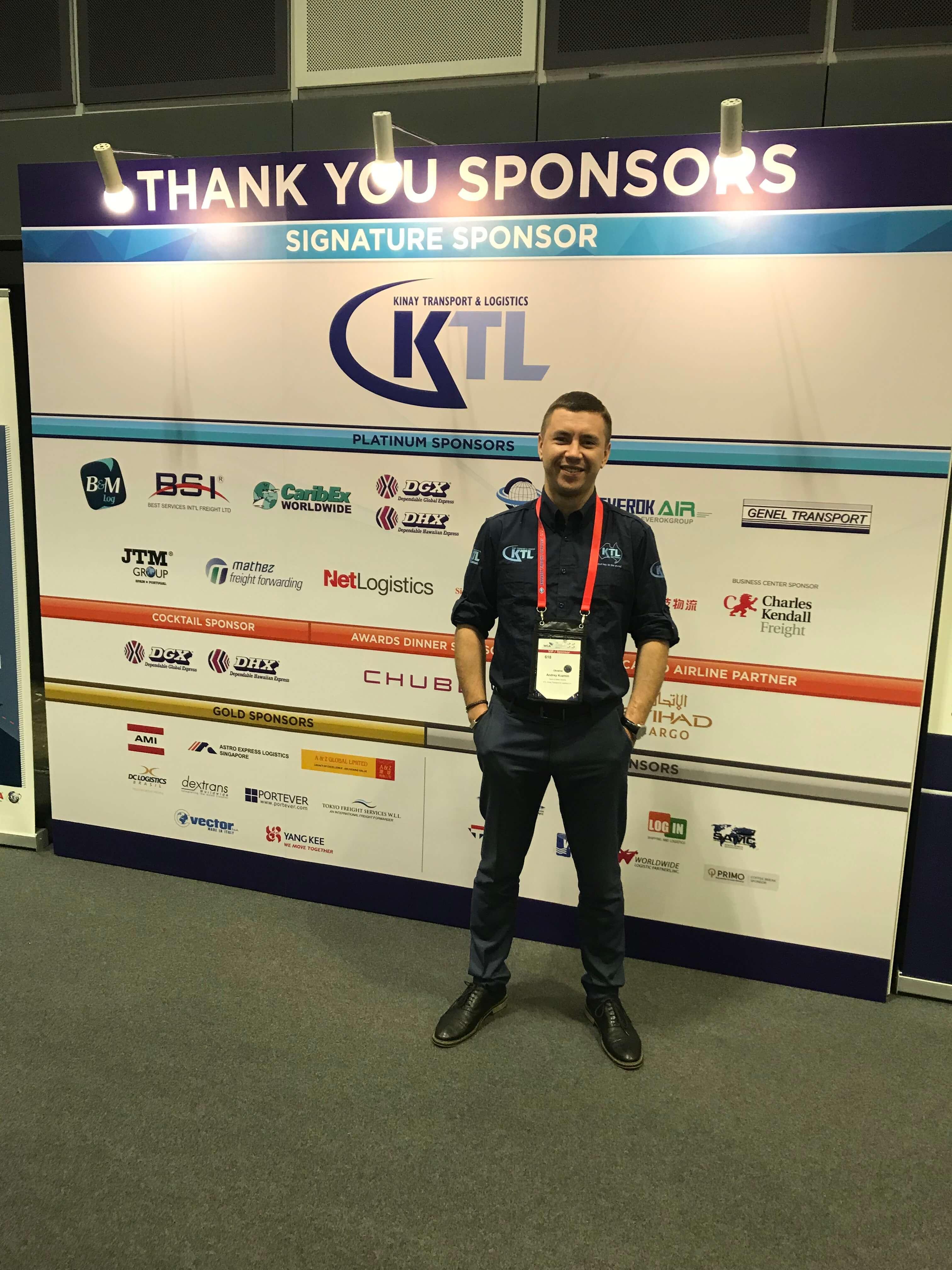 WCA 10th conference Singapore | KTL Ukraine